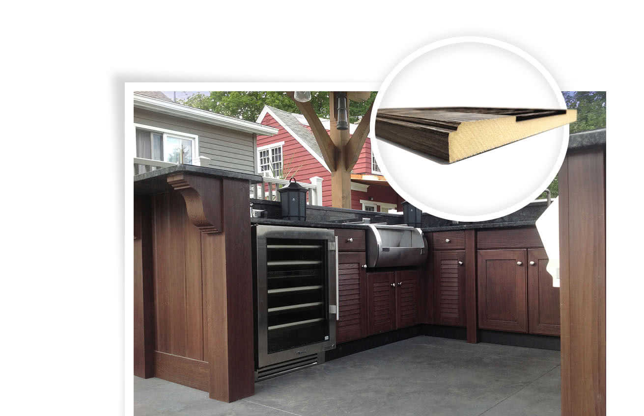 NatureKast Outdoor Kitchens - Durable & Beautiful - Oasis ...