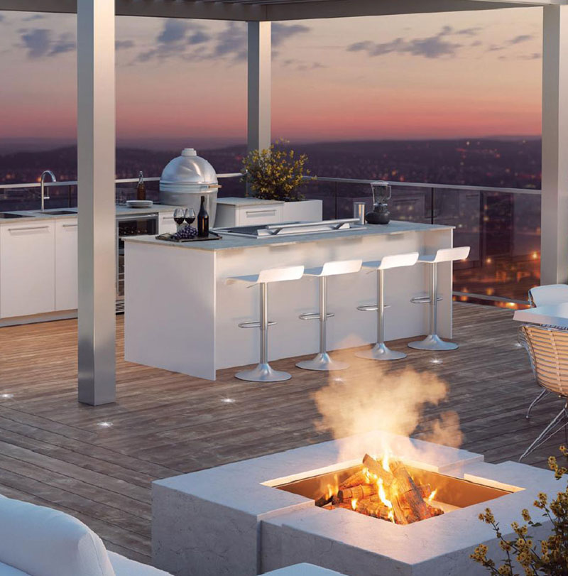 Outdoor Kitchens Design, Build & Install