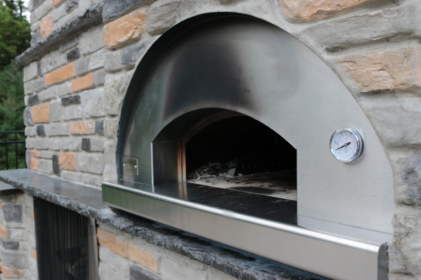 Outdoor Pizza Ovens - Fontana Forni Italian Built Pizza