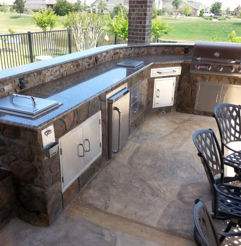 Outdoor Kitchens Lithia Fl: Outdoor Kitchens Design, Build & Install