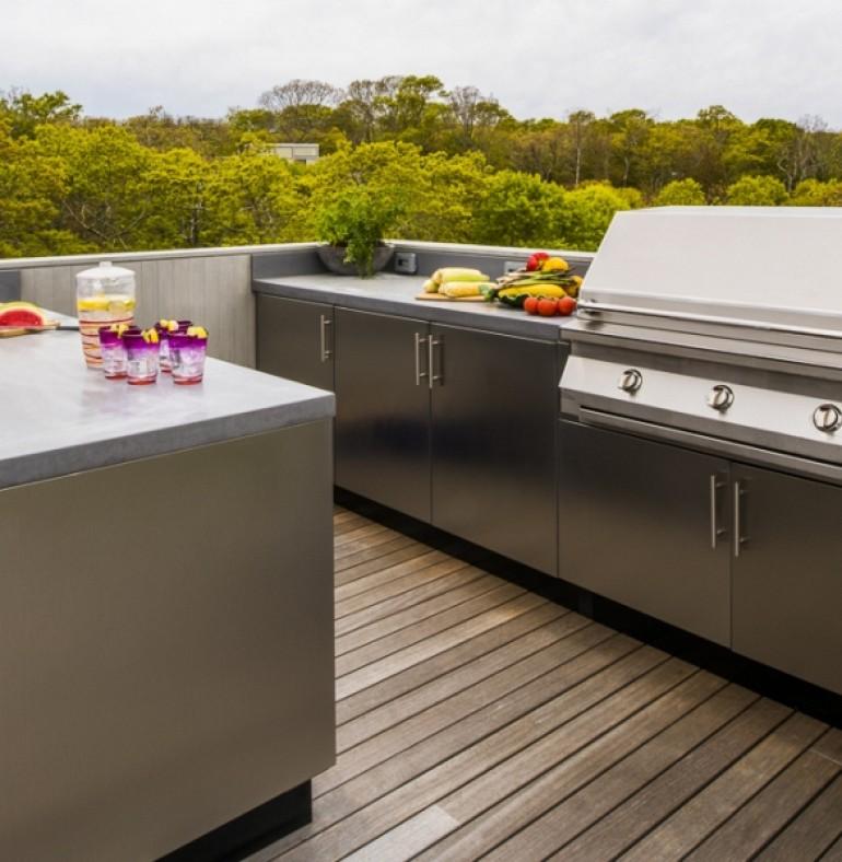 Custom Outdoor Kitchens: Custom Outdoor Kitchen Builder