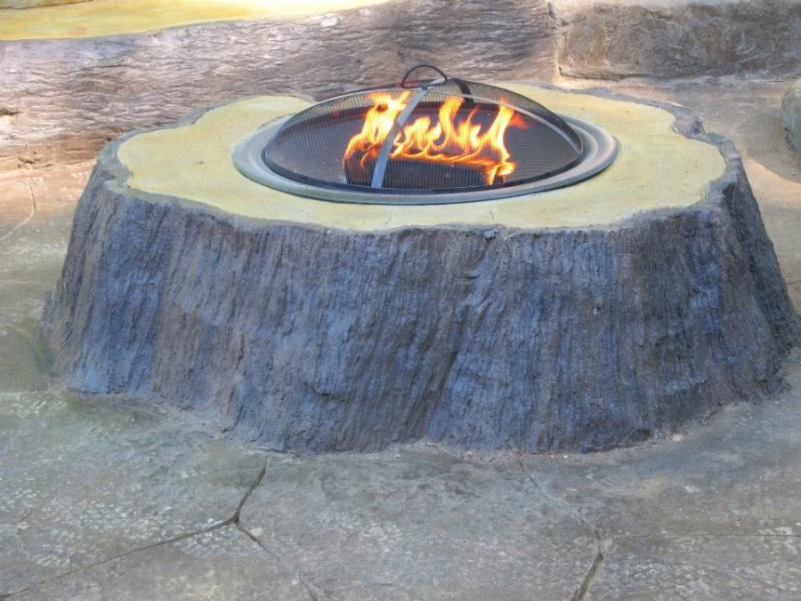 Outdoor Fire Pit Amp Fireplace Design Build Amp Professional