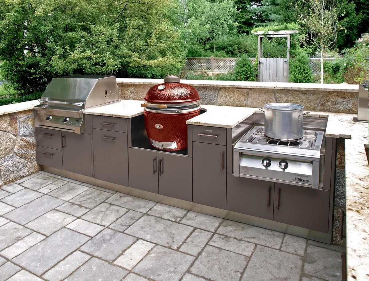 Brown Jordan Outdoor Kitchens - Premium Cabinetry - Made in USA ...